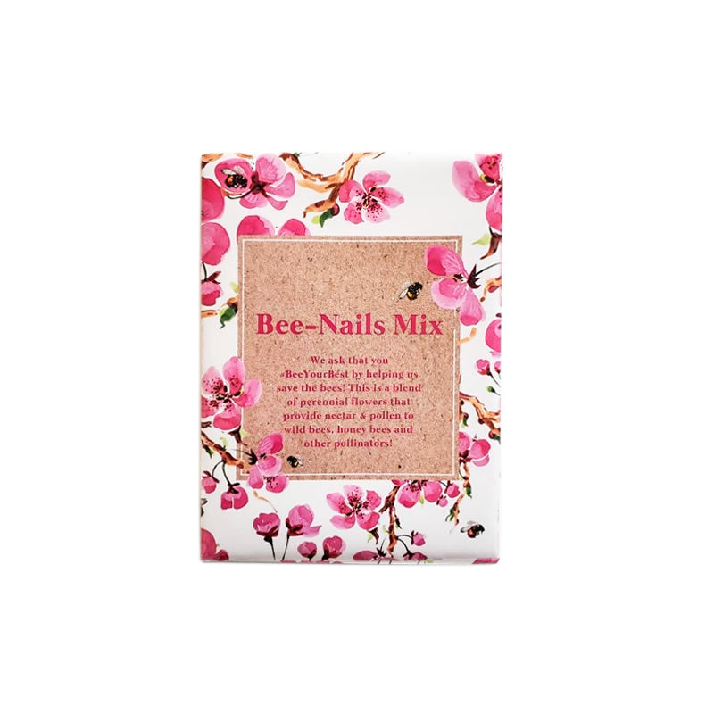 Bee Your Best Flower Seed Mix - Bee-Nails