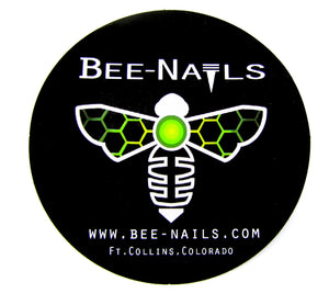 Bee-Nails Sticker - Bee-Nails