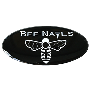 Dome Sticker - Bee-Nails