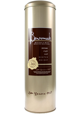 Benromach 30 Year Old Single Malt