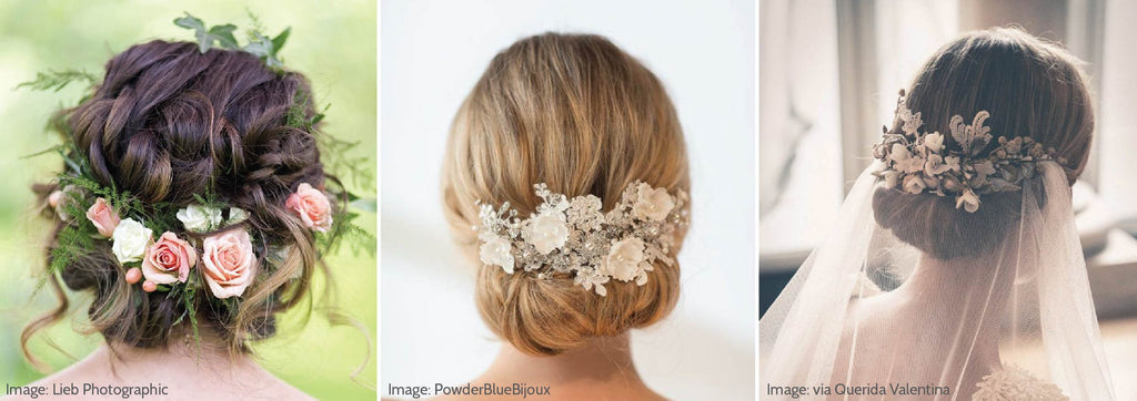 Bridal Hairstyles decorative