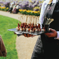 Food Show wedding catering
