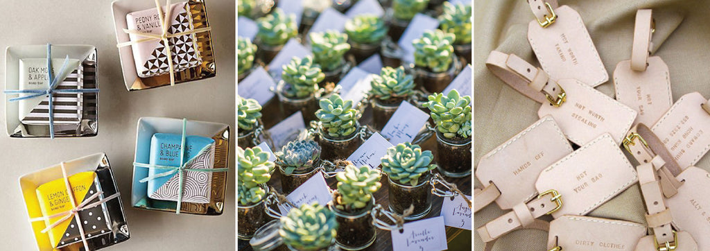 Dimitria Jordan wedding favour ideas