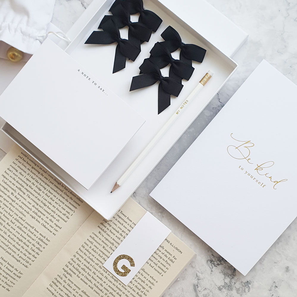Luxury Stationery Gift Box