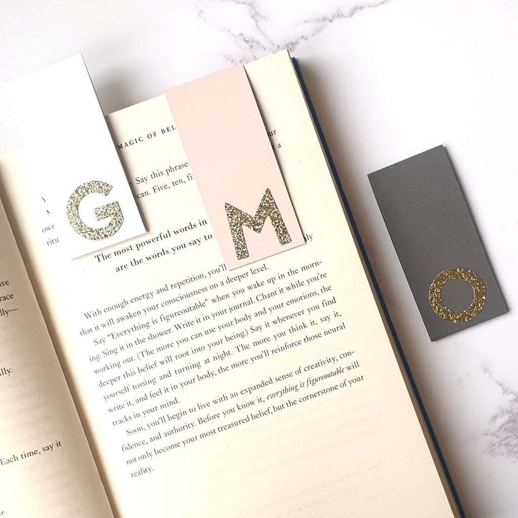 Personalised Magnetic Bookmark