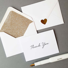 'Thank You' Card Set