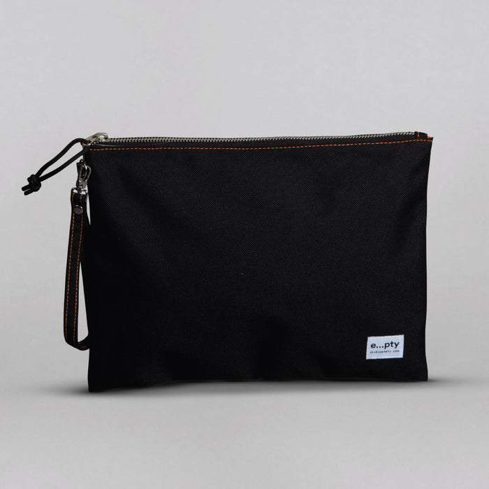 Effects Pouch L - Black Front