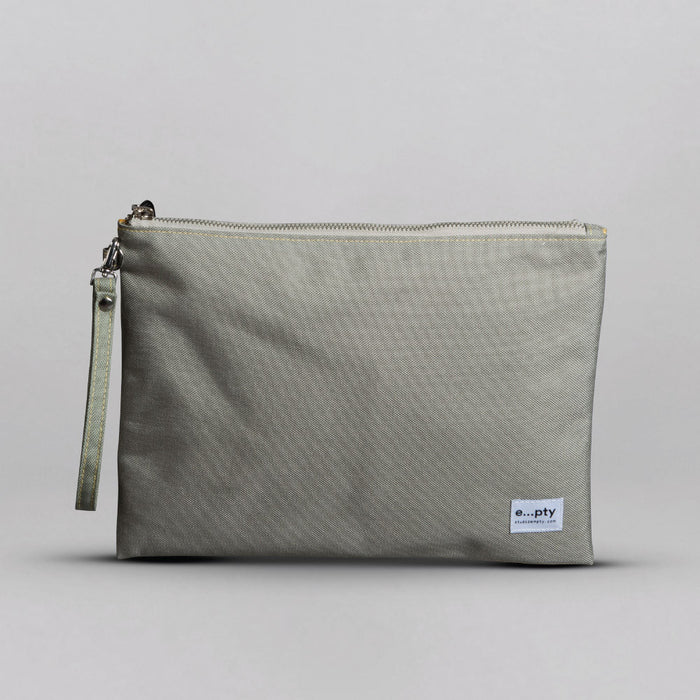 Effects Pouch L - Grey Front