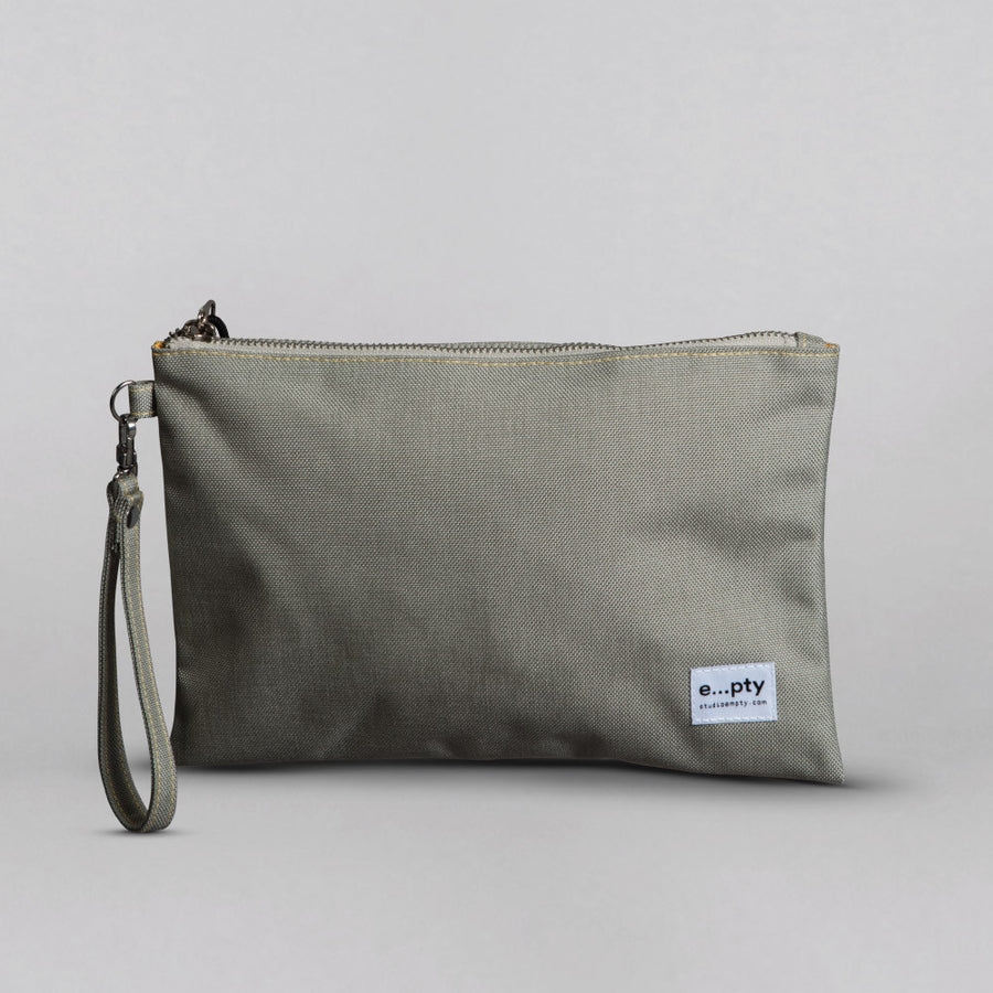 Effects Pouch M - Grey Front