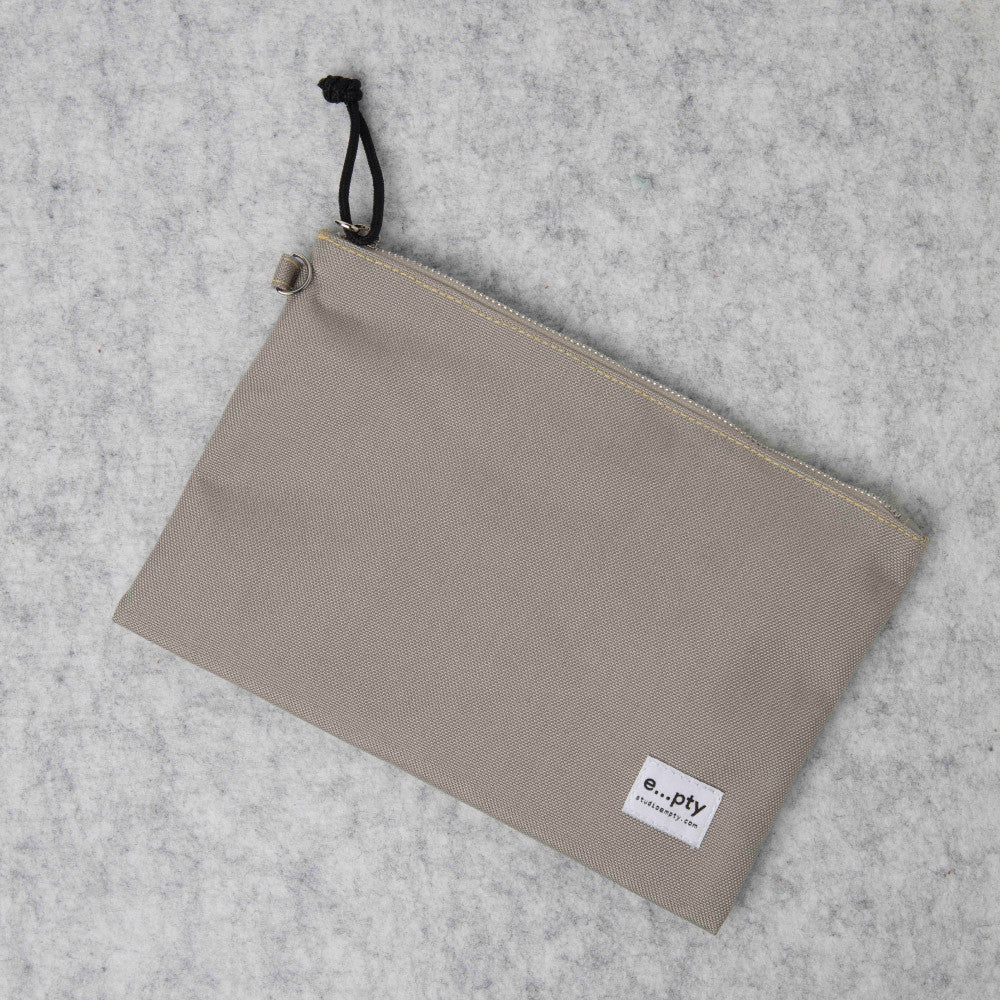 Effects Pouch M - Grey Flat