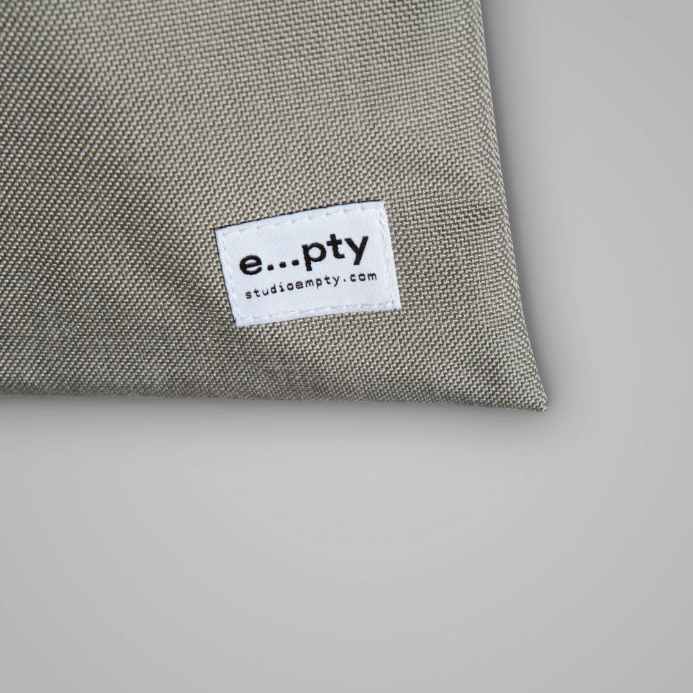 Effects Pouch L - Grey Logo