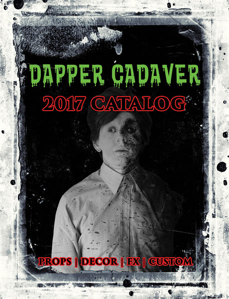 Dapper Cadaver 2017 Catalog