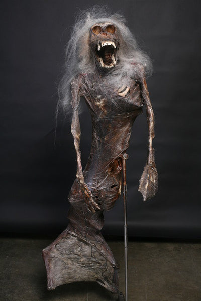 6ft Feejee Mermaid Prop with Stand