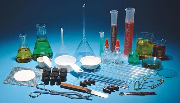 40 Piece Labware and Glassware Assortment