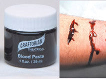Blood Paste - Deep Veinous Red