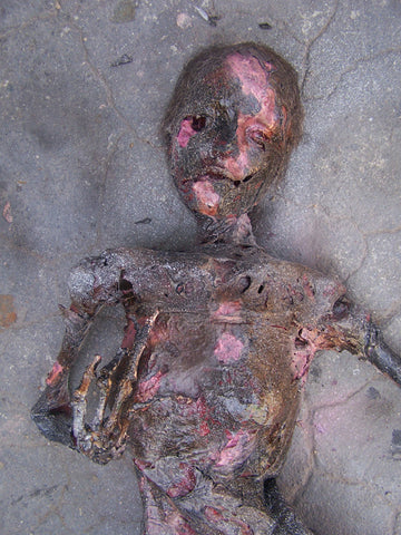 Burnt Ana Cadaver
