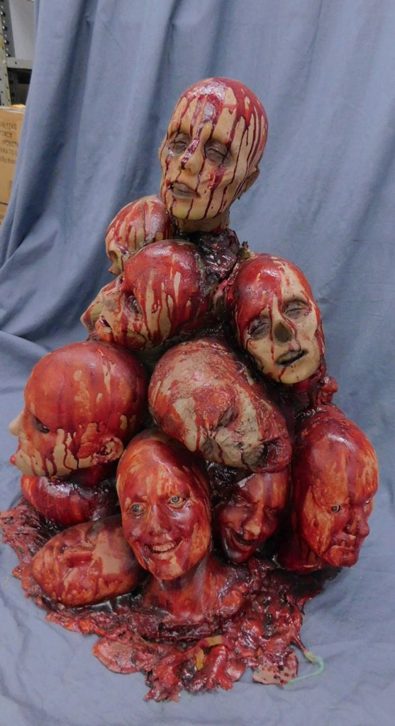 Bloody Head Pile Rental