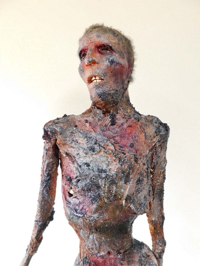 Burnt Joaquin Mummy