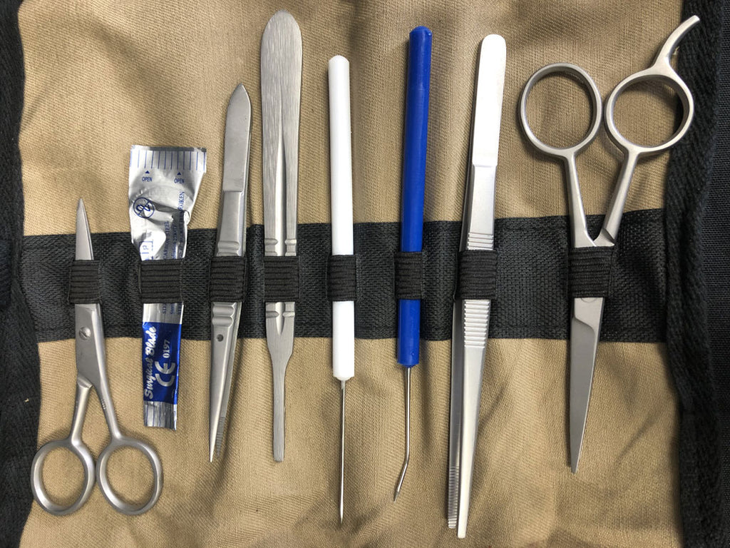 Veterinary Student Surgical Instrument Kit