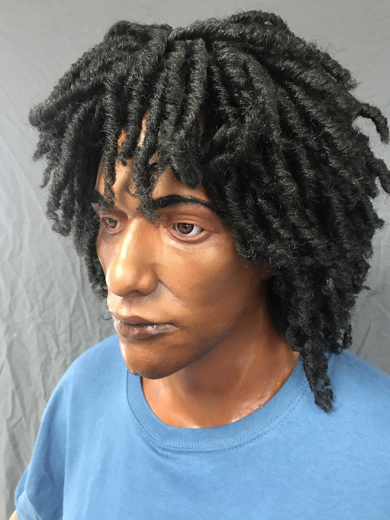 Dura David Standing Body with Dreads