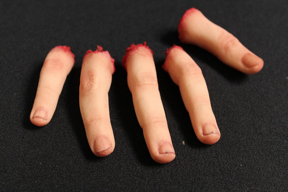 Silicone Finger Set of 5