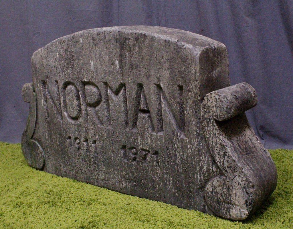 Norman Headstone Rental