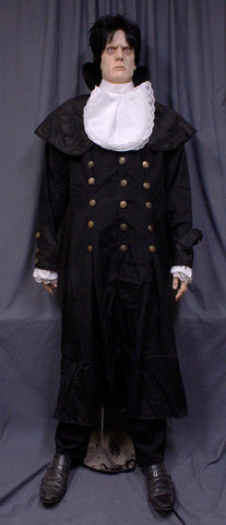 Count Franco Standing Body
