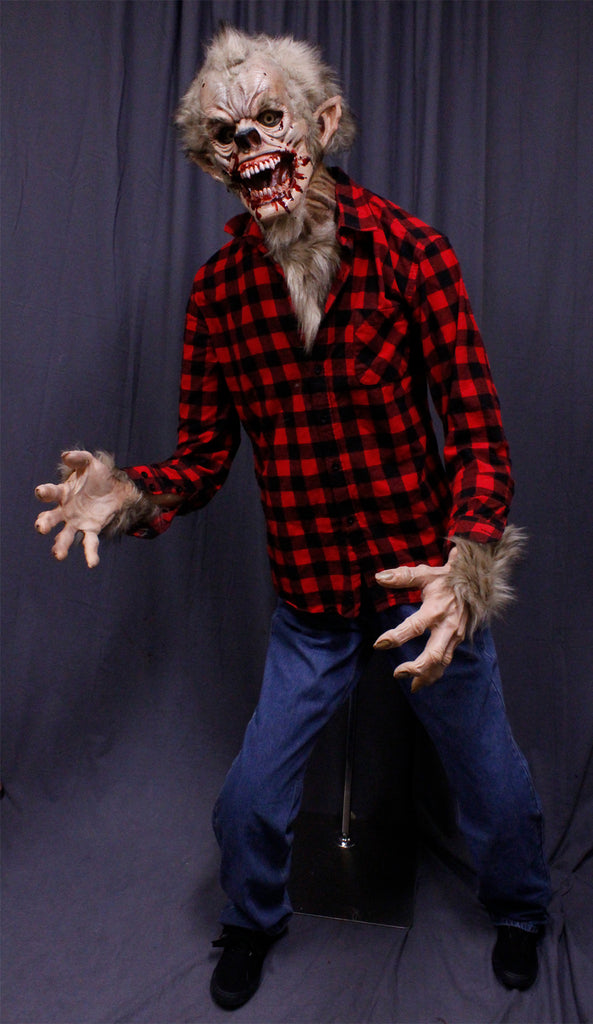 Wrath Werewolf Figure Rental