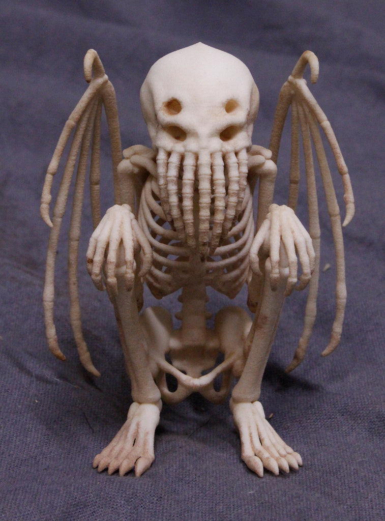 Cthulu Skeleton