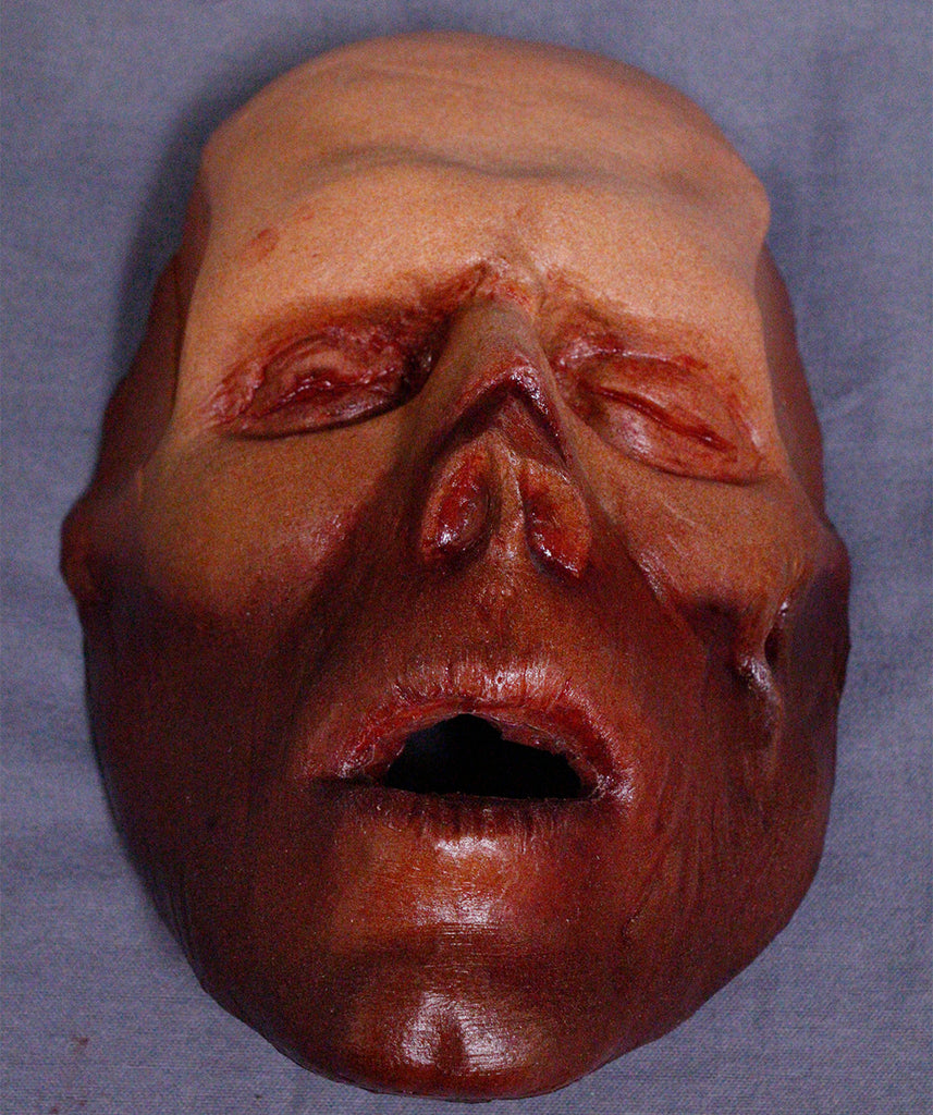 Dura Sallow Peeled Face Skin