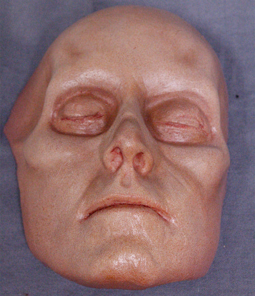 Dura Morgan Peeled Face Skin