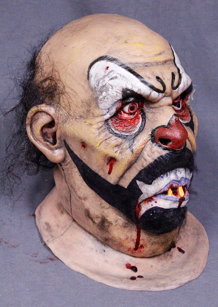 Dimwat the Dirty Clown Head