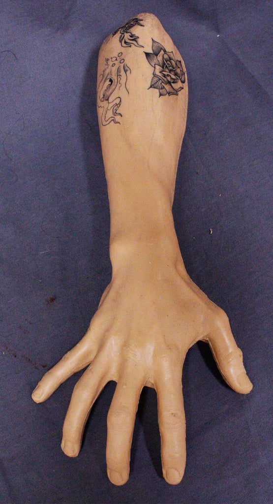 Dura Jerry Tattoo Training Arm