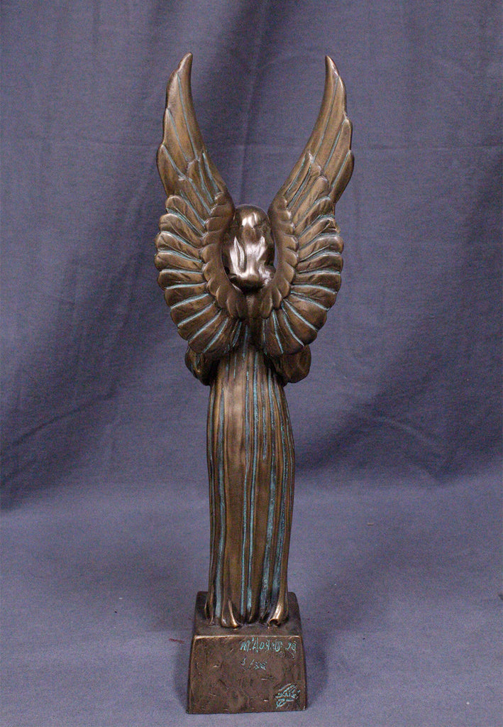 Church Angel Statue
