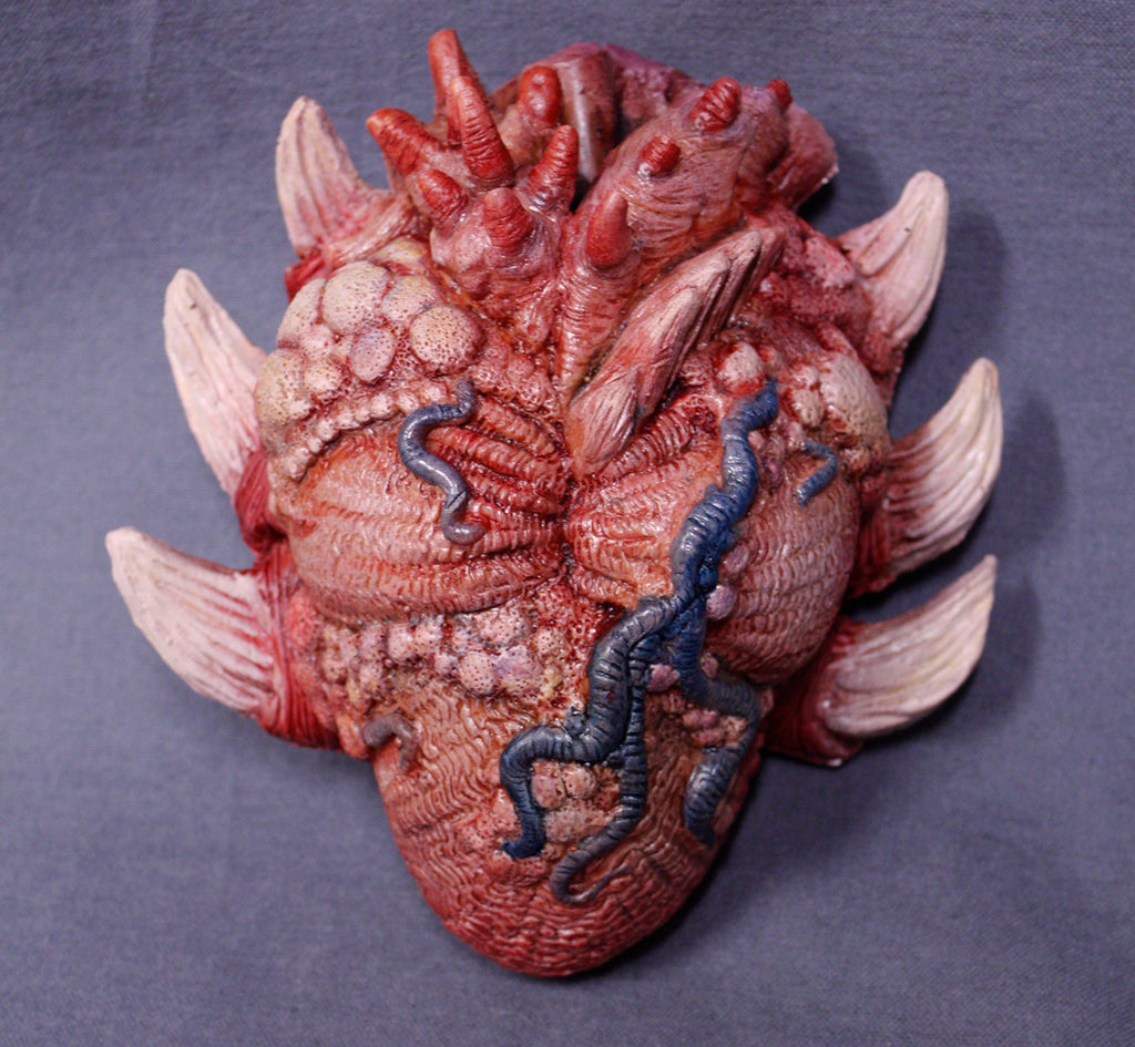 Alien Heart Prop