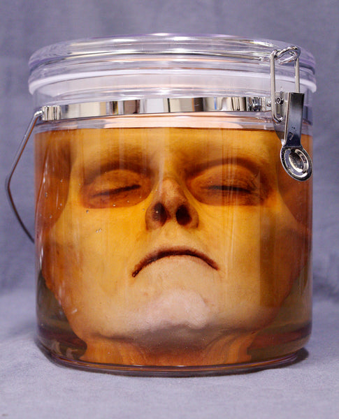 Morgan Face Specimen Jar
