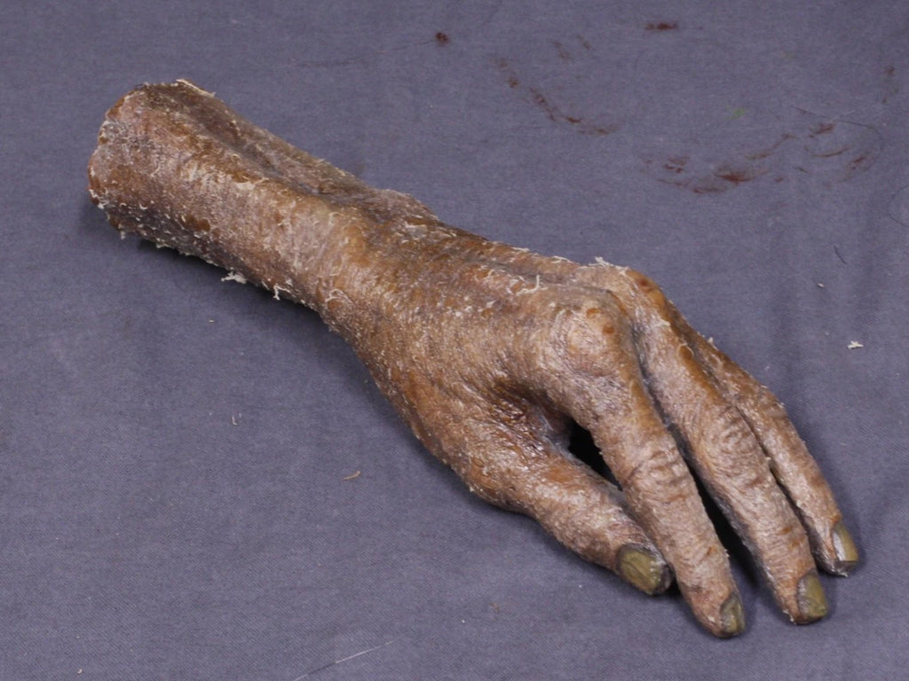 Mummified Withered Hands