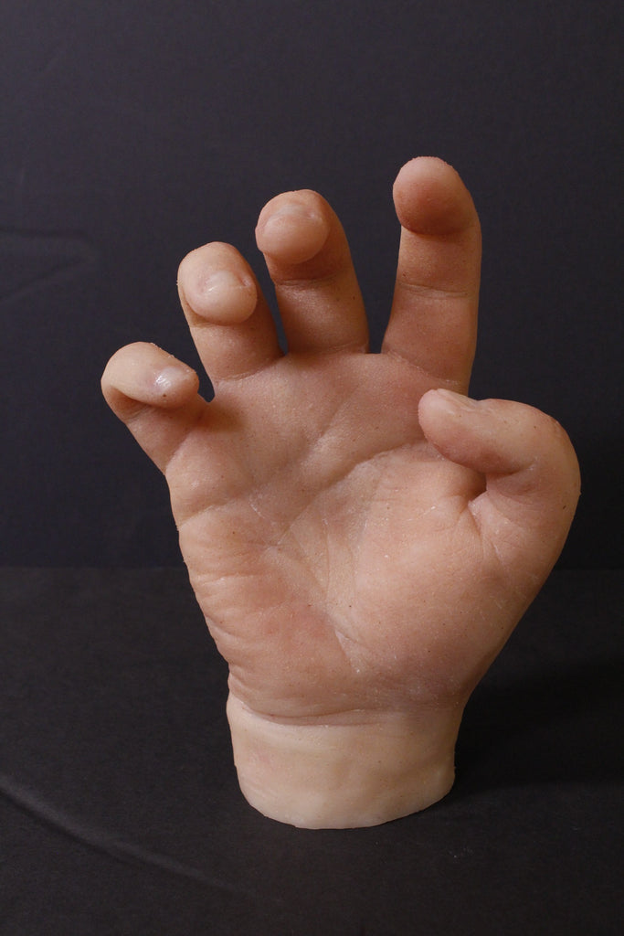 Poseable Silicone Robust Hands
