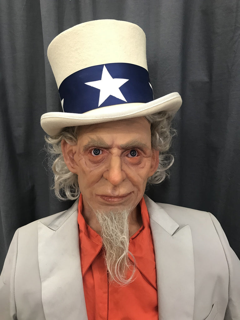 Uncle Sam Edgar Figure