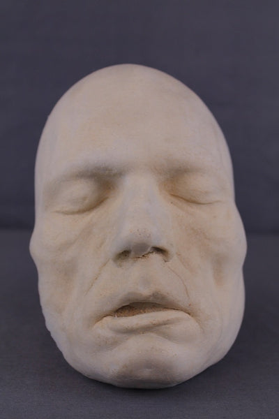 Alan's Death Mask