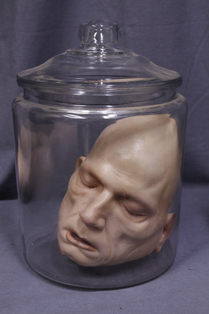 Alan Head in a Jar