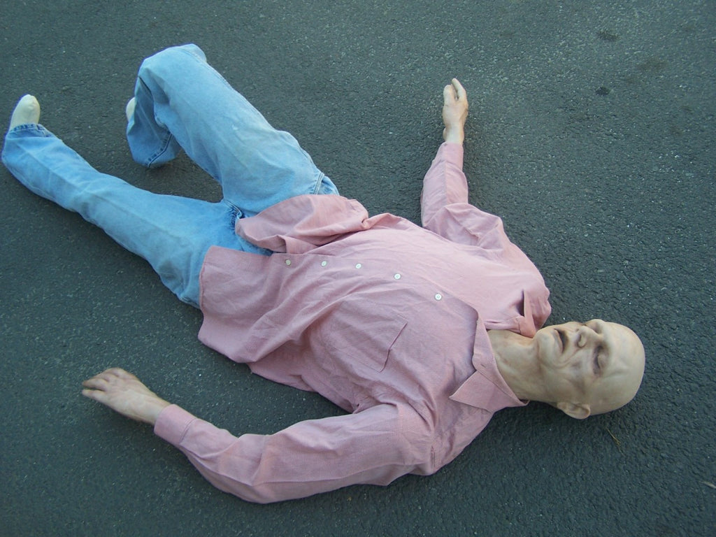 Alan Cadaver Victim Dummy