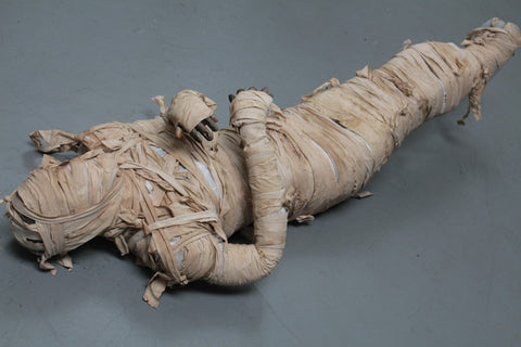 Bandage Mummy Body