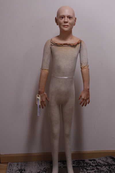Poseable Standing Child Figure