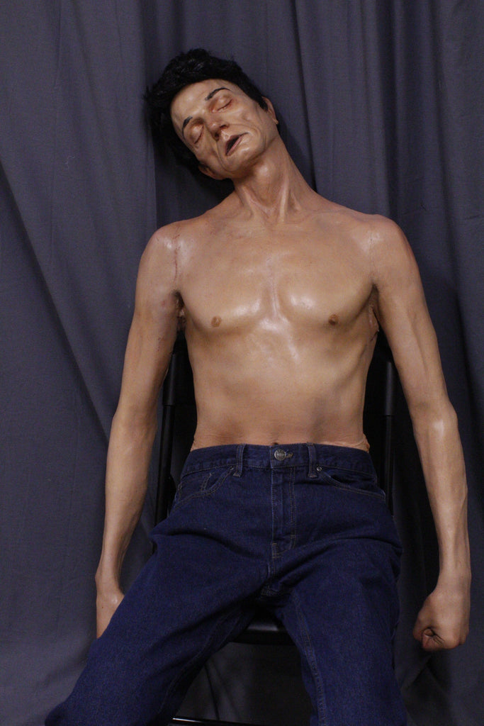 Dura Alan Half Anatomical Dummy