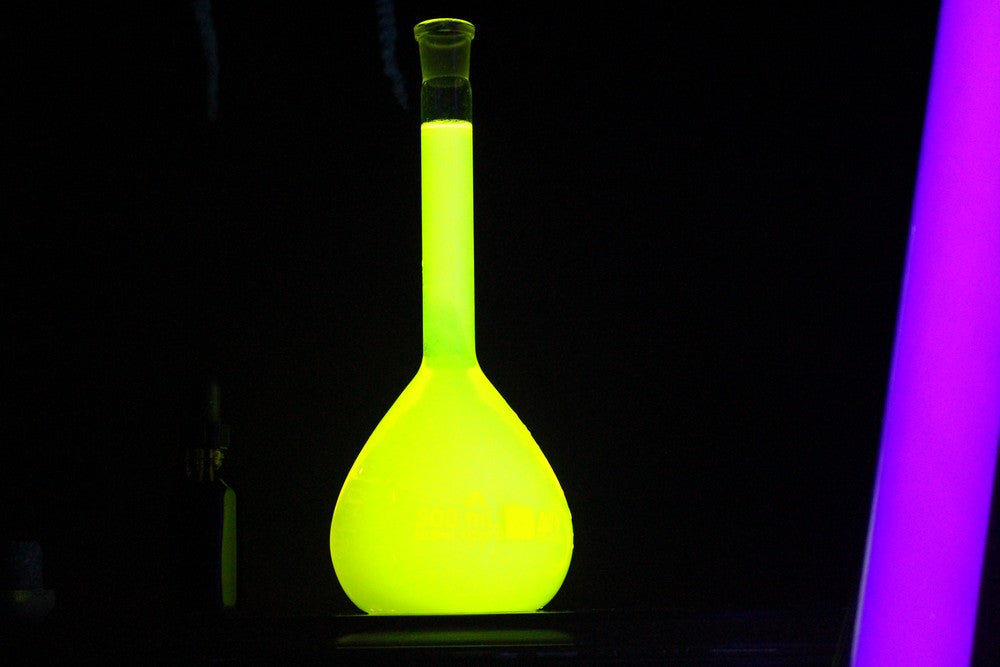 Concentrated UV Glow Dye - Stock