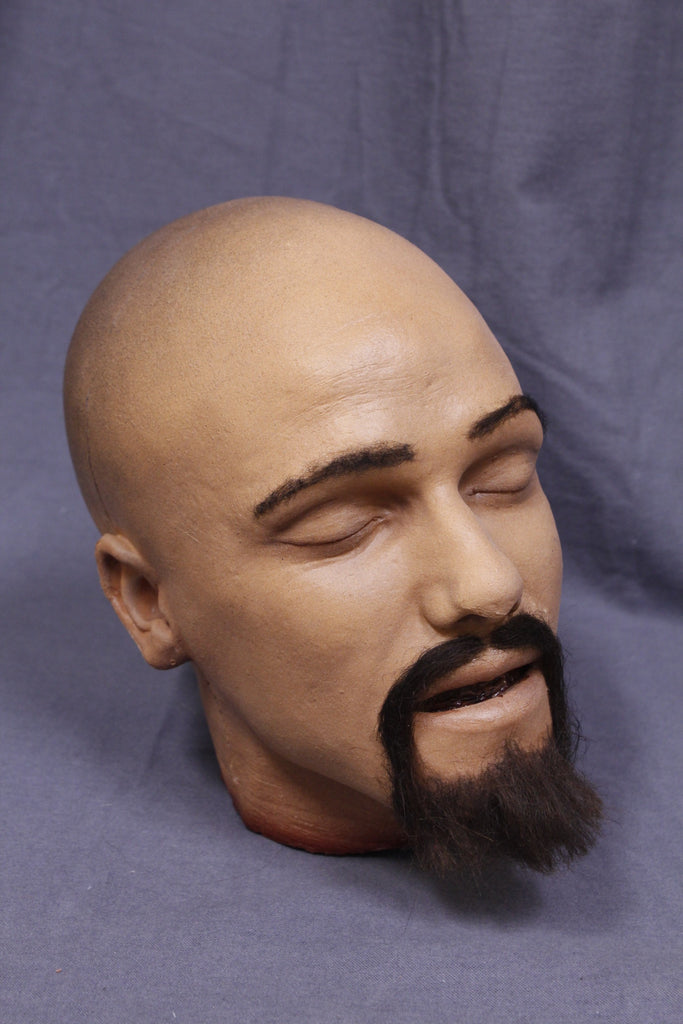 Goatee Tony Severed Head