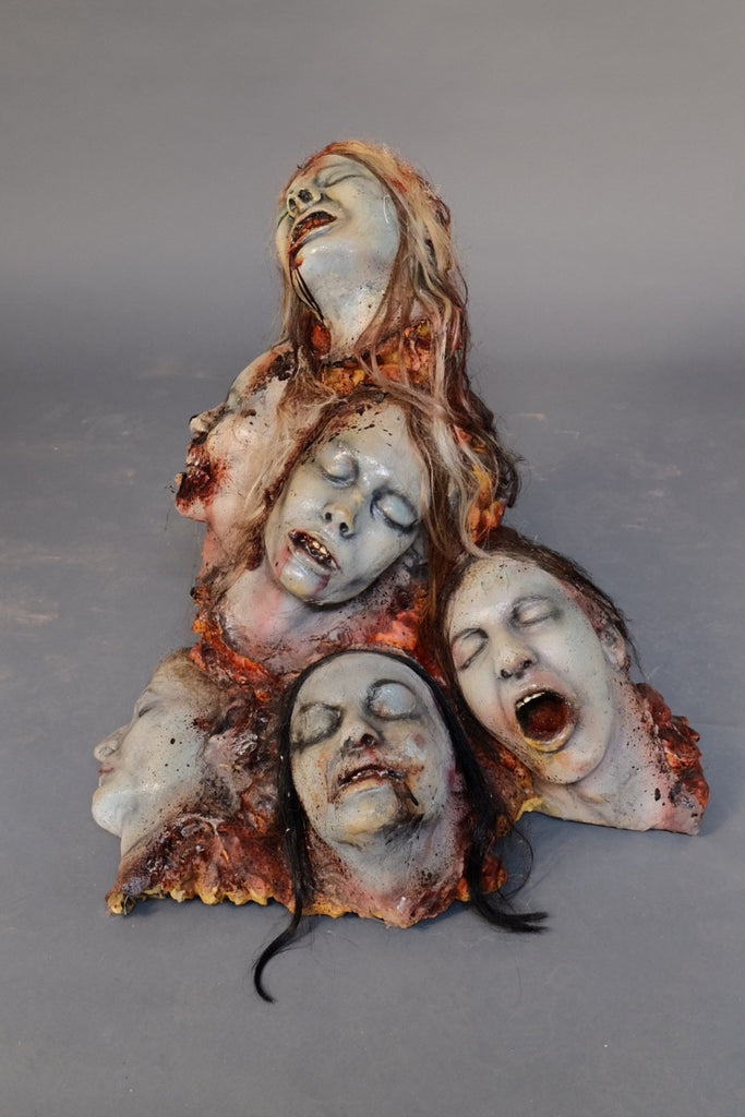 Decapitated Head Pile Rental