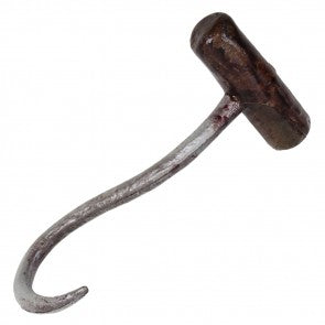 Foam Rubber Meat Hook