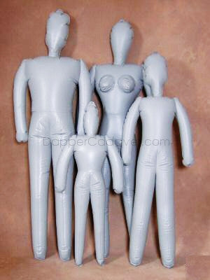 Male Adult Inflatable Mannequin